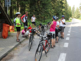 High Tatras Cycling Holiday