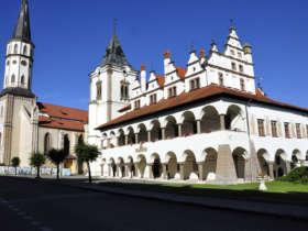 Slovakia Bike Tour Levoca Unesco