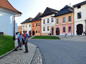 Slovakia Cycle Tour Spisska Sobota
