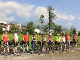 Slovakia Tatras Bike Tour