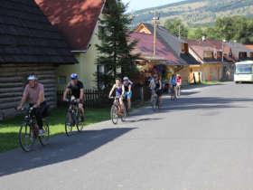 Slovakia Tatras Biking