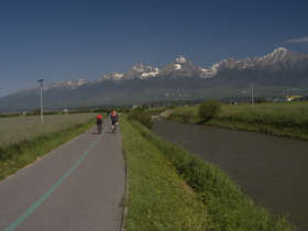 Slovakia Tatras Cycle Paths