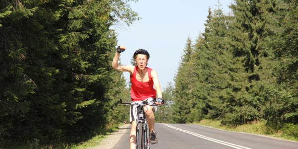 Cycling High Tatras Slovakia