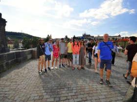 Prague to krakow adventure 1