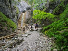 Piecky Slovak Paradise Walking
