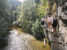 Prielom Hornadu Walking Slovak Paradise