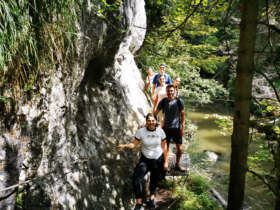 Prielom Hornadu Walking Slovensky Raj