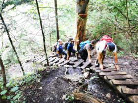Walking Slovak Paradise Guided Tour