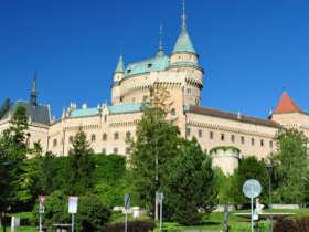 Bojnice castle slovakia