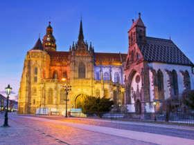 Kosce st elizabeth cathedral