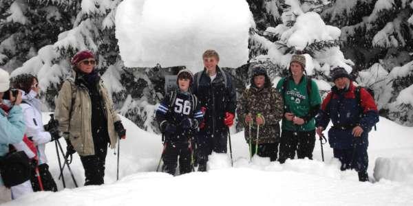 Winter Walking Tatra