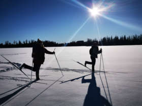 Cross Country Skiing Strbske Pleso