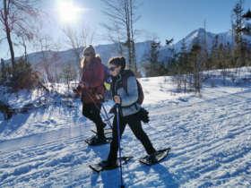 Winter Walking High Tatras Slovakia