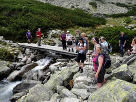 Walking High Tatras Slovak Paradise 6
