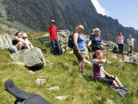 Walking High Tatras Slovak Paradise 7