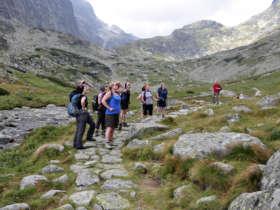Walking High Tatras Slovak Paradise 8