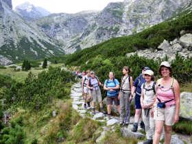 1 Walking Holiday High Tatras Slovakia 25