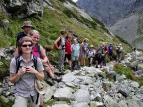 Guided Walk High Tatras Slovakia