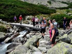 Walking Holiday High Tatras Slovakia 13