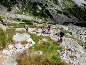 Walking Holiday High Tatras Slovakia 21