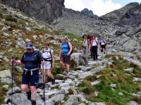 Walking Holiday High Tatras Slovakia 22