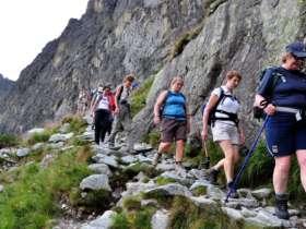 Walking Holiday High Tatras Slovakia 23