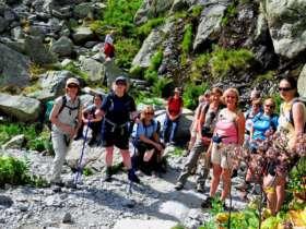 Walking Holiday High Tatras Slovakia 24