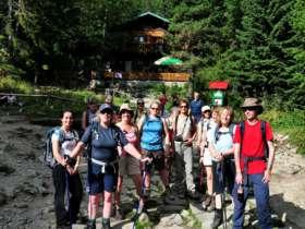 Walking Holiday High Tatras Slovakia 26