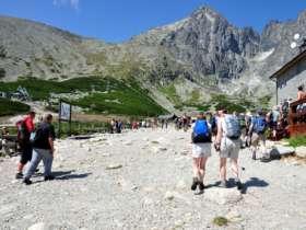 Walking Holiday High Tatras Slovakia 3