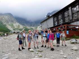 Walking Holiday High Tatras Slovakia 5