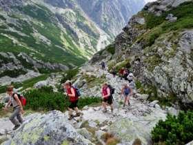 Walking Holiday High Tatras Slovakia 6