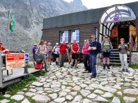 Walking Holiday High Tatras Slovakia 9