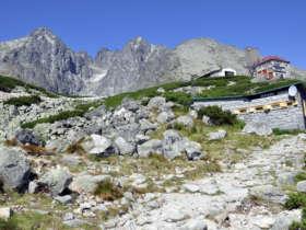 Walking In The High Tatras Skalnate Pleso