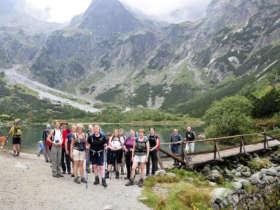 Walking In The High Tatras Zelene Pleso