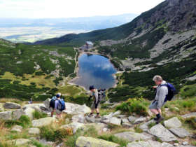 1 Walking High Tatras Slovakia 16