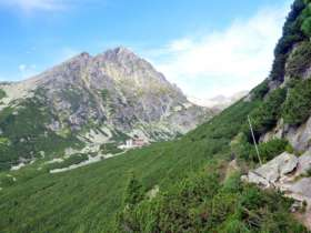 Walking Hiking Trekking High Tatras Slovakia 11