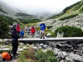 Walking Hiking Trekking High Tatras Slovakia 6
