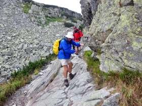 Walking Hiking Trekking High Tatras Slovakia 8