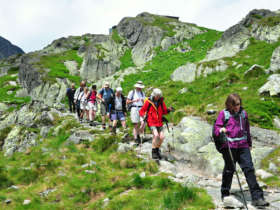 Slovakia Tatras Walking Trekking Hiking Tours 10