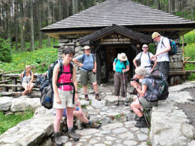 Slovakia Tatras Walking Trekking Hiking Tours 13