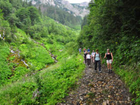 Slovakia Tatras Walking Trekking Hiking Tours 15