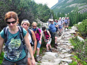 Slovakia Tatras Walking Trekking Hiking Tours 4