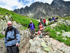 Slovakia Tatras Walking Trekking Hiking Tours 8