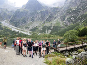 Hiking Guided Holiday High Tatras Slovakia