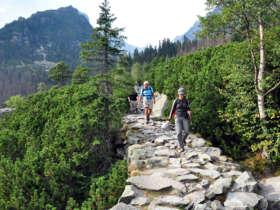 Slovakia Tours Walking Trekking Hiking Holidays 1