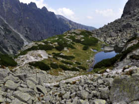 Walking Holiday Mountain Lakes High Tatras Slovakia
