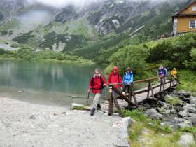 Slovakia Tours Walking High Tatras 1