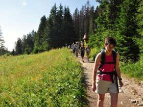 Slovakia Tours Walking High Tatras 11