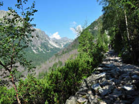Slovakia Tours Walking High Tatras 12