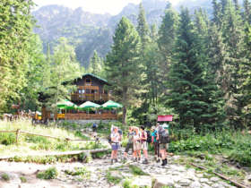Slovakia Tours Walking High Tatras 13